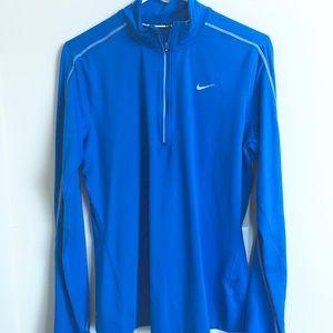 Nike Running Thumbhole Top